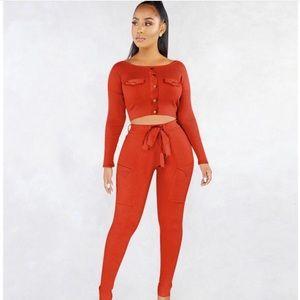 2 Piece Set Outfit